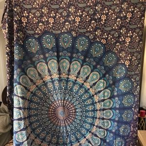 🔴 Boho Wall Tapestry / Tablecloth / Bed / Beach